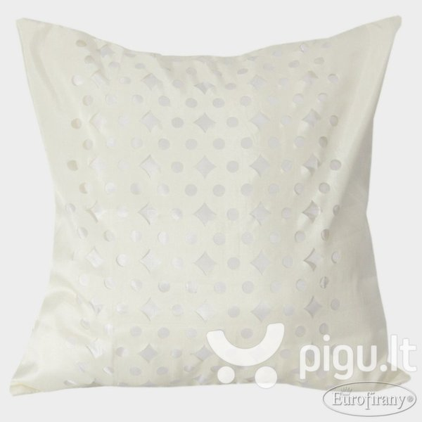 Dekoratyvinis pagalvės užvalkaliukas, 45x45 cm kaina ir informacija | Dekoratyvinės pagalvėlės | pigu.lt