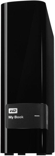 WD My Book 3.5'', 2TB, USB 3.0 Juodas kaina ir informacija | Išoriniai kietieji diskai (HDD) | pigu.lt