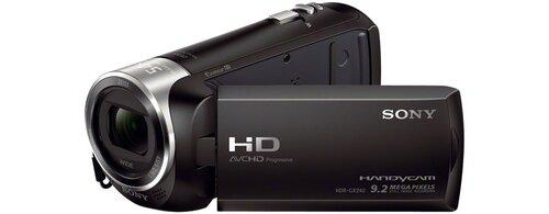 Sony HDR-CX240, Juoda kaina ir informacija | Vaizdo kameros | pigu.lt