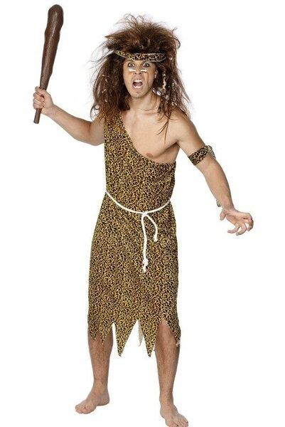 Urvinio žmogus kostiumas kaina ir informacija | Karnavaliniai kostiumai | pigu.lt
