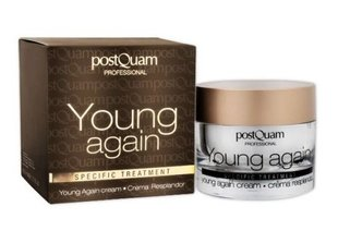 Veido kremas PostQuam Young Again 50 ml