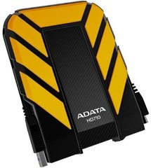 A-Data HD710 2.5'' 1TB, USB 3.0, Geltona