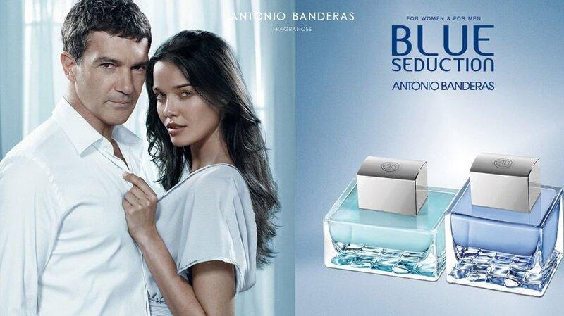 Tualetinis vanduo Antonio Banderas Blue Seduction EDT moterims 50 ml internetu