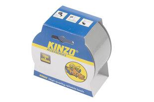 Kinzo lipni juosta 10 m kaina ir informacija | Mechaniniai įrankiai | pigu.lt