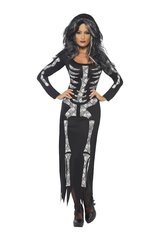 Костюм скелета цена и информация | Карнавальные костюмы | pigu.lt