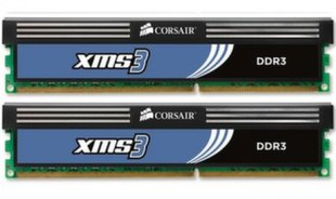 Corsair XMS3 4GB DDR3 KIT OF 2 CMX4GX3M2A1600C9