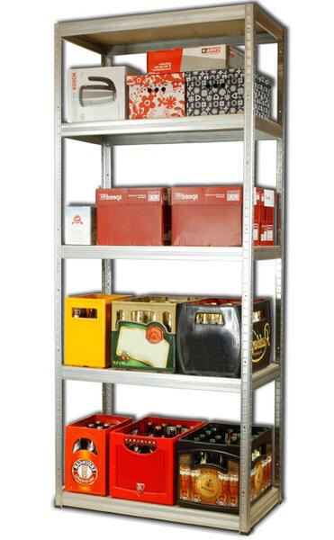 Sandėliavimo lentyna HZ 367 kaina ir informacija | Sandėliavimo lentynos | pigu.lt
