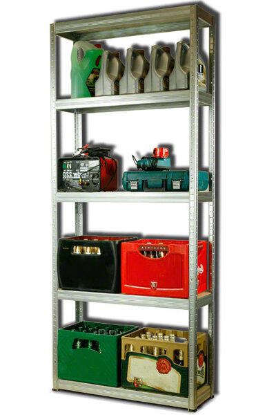 Sandėliavimo lentyna HZ 529 kaina ir informacija | Sandėliavimo lentynos | pigu.lt