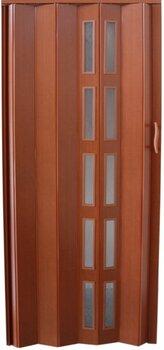 Sulankstomos vidaus durys 005S-80 Eko Plus (įvairios spalvos) kaina ir informacija | Vidaus durys | pigu.lt