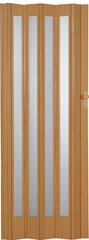Sulankstomos vidaus durys 015–B02 (įvairios spalvos)