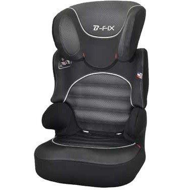 Automobilinė kėdutė Nania Befix SP 744076 Juoda kaina ir informacija | Automobilinės kėdutės | pigu.lt