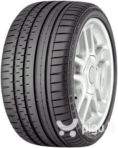 Continental ContiSportContact 2 235/55R17 99 W MO