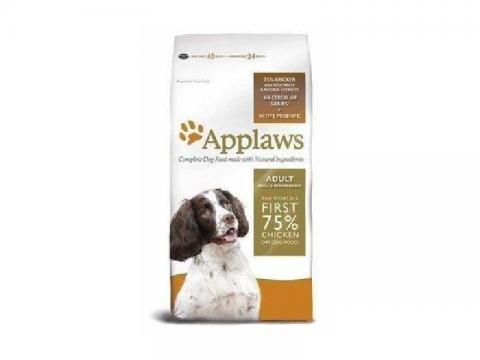 Applaws Dog Chicken Small & Medium Breed Adult, 2 kg kaina ir informacija | Sausas maistas šunims | pigu.lt