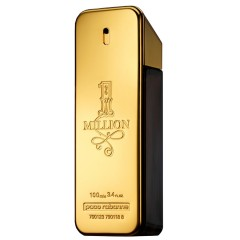 Туалетная вода Paco Rabanne 1 Million edt 100 мл цена и информация | Туалетная вода Paco Rabanne 1 Million edt 100 мл | pigu.lt