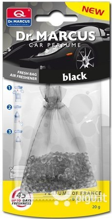 Oro gaiviklis Dr.Marcus Fresh Bag Black kaina ir informacija   Salono oro gaivikliai   pigu.lt