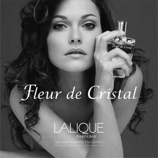 Kvapusis vanduo Lalique Fleur de Cristal EDP moterims 100 ml
