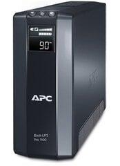 APC Back-UPS Pro 900 V kaina ir informacija | Nepertraukiamo maitinimo šaltiniai (UPS) | pigu.lt