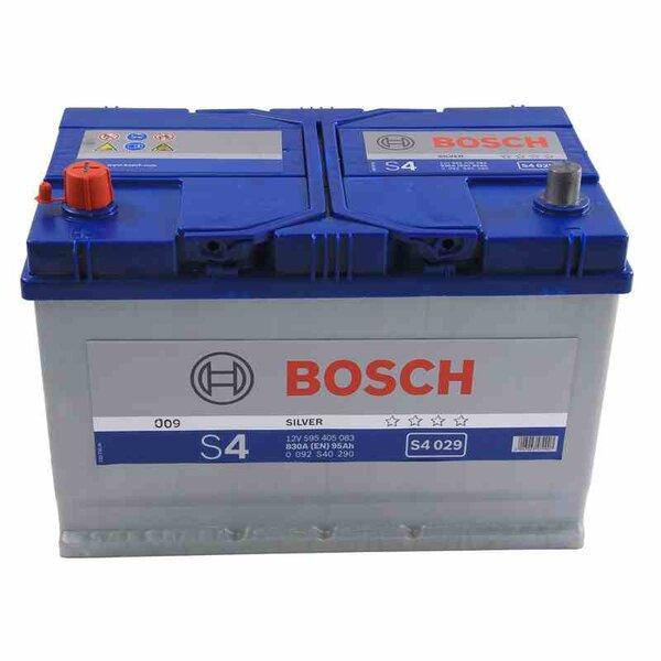 Akumuliatorius Bosch 95AH 830A S4 kaina ir informacija | Akumuliatoriai | pigu.lt