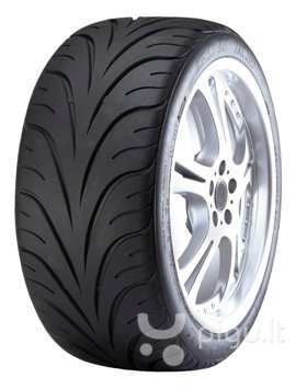 Federal 595RS-R 215/45R17 87 W SEMI-SLICK