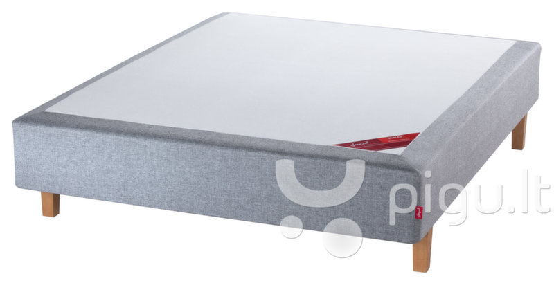 Kušetė Sleepwell RED Pocket Light Grey
