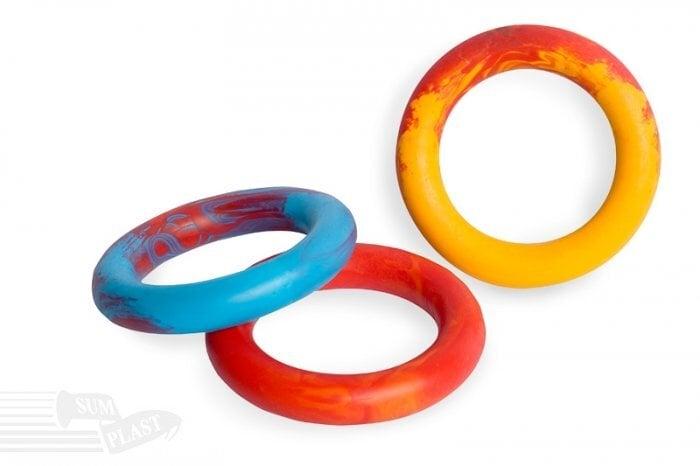 Sum Plast Žaislas žiedas didelis kaina ir informacija | Žaislai šunims | pigu.lt