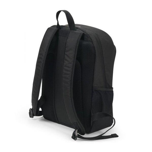 """DICOTA Backpack BASE Kuprinė nešiojamam kompiuteriui 13 - 14.1"""" (Juoda)"""