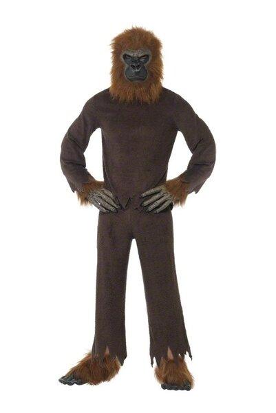 Beždžionės kostiumas kaina ir informacija | Karnavaliniai kostiumai | pigu.lt