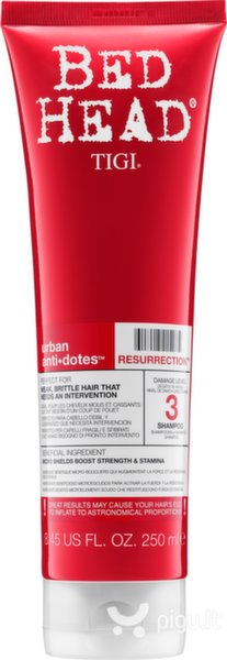 Atkuriamasis šampūnas Tigi Bed Head Urban Antidotes Resurrection 250 ml