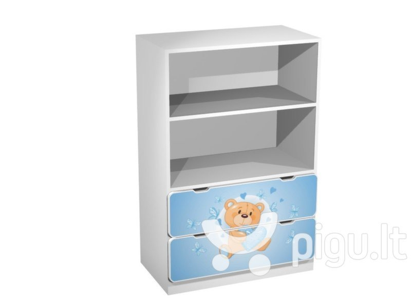 Lentyna Ami 17 kaina ir informacija | Vaiko kambario baldai | pigu.lt
