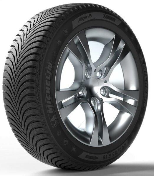 Michelin Alpin A5 215/55R16 97 H XL kaina ir informacija | Padangos | pigu.lt