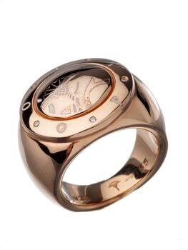 Žiedas moterims JOOP! JPRG90378C550 / JJ0850 kaina ir informacija | Žiedai | pigu.lt