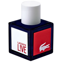 Tualetinis vanduo Lacoste Live Pour Homme EDT vyrams 40 ml