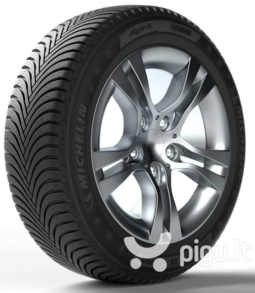 Michelin Alpin A5 215/55R16 97 V XL