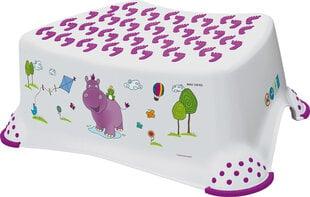 """Laiptelis OKT Kids """"Hippo"""", white, 8642"""
