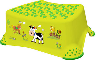 Laiptelis OKT Kids Funny farm, green meadow, 8724-274