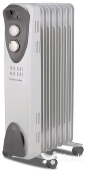 Tepalinis šildytuvas Electrolux EOH/M-3209, 9 sekc. kaina ir informacija | Šildytuvai | pigu.lt