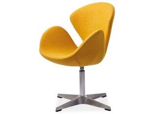 Fotelis Devon, geltonas