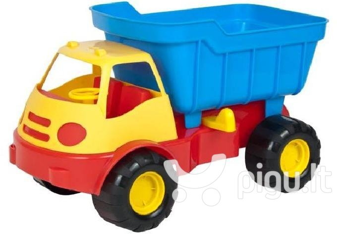 Mašina Dumper Truck Active 5248 kaina ir informacija | Žaislai berniukams | pigu.lt