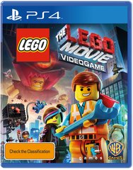 Lego Movie: The Videogame, PS4