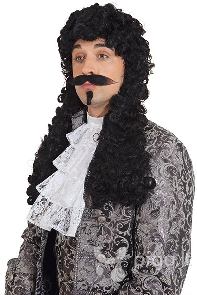 Lordo perukas kaina ir informacija | Karnavaliniai kostiumai | pigu.lt
