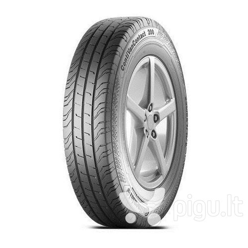 Continental Vanco Contact 200 235/60R16 104 H XL kaina ir informacija | Padangos | pigu.lt