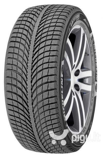 Michelin LATITUDE ALPIN LA2 255/50R20 109 V