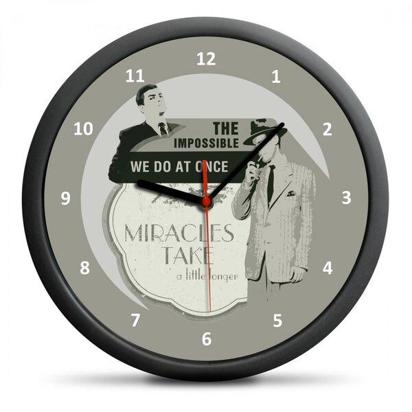 Laikrodis The impossible kaina ir informacija | Laikrodžiai – žadintuvai | pigu.lt