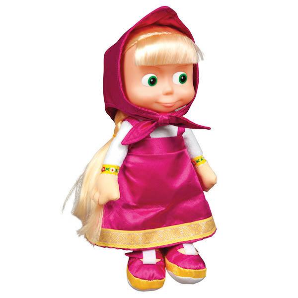 Lėlė Maša, 29 cm, © Maša ir Lokys kaina ir informacija | Žaislai mergaitėms | pigu.lt