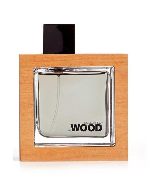 Tualetinis vanduo Dsquared² He Wood EDT vyrams 50 ml kaina ir informacija | Kvepalai vyrams | pigu.lt