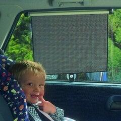 Lango apsauga - roletas nuo saulės Clippasafe, 2 vnt. kaina ir informacija | Automobilinės kėdutės | pigu.lt