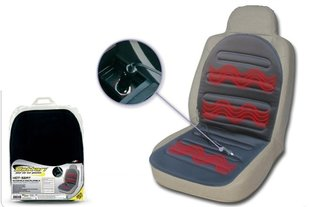 Šildantis sėdynės užtiesalas Bottari Hot-seat kaina ir informacija | Automobilių 12V el. priedai | pigu.lt