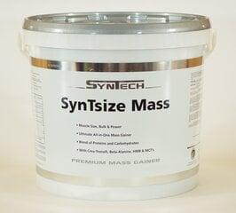 Maisto papildas Syntsize Mass ( 4,6 kg ) kaina ir informacija | Maisto papildas Syntsize Mass ( 4,6 kg ) | pigu.lt