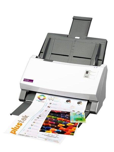 Plustek - Skaner SmartOffice PS4080U