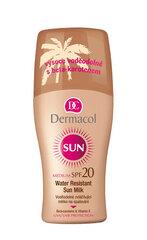 Защитный спрей от солнца Dermacol Sun Milk Spray SPF20 200 мл